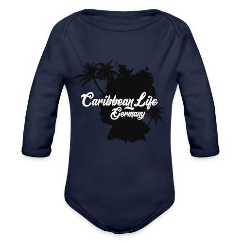 Caribbean Life Germany - Baby Bio-Langarm-Body