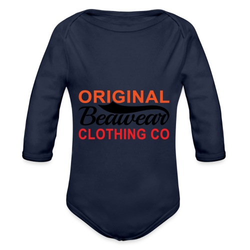 Original Beawear Clothing Co - Organic Longsleeve Baby Bodysuit