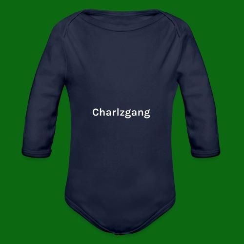 Charlzgang - Organic Longsleeve Baby Bodysuit