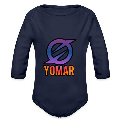 YOMAR - Organic Longsleeve Baby Bodysuit