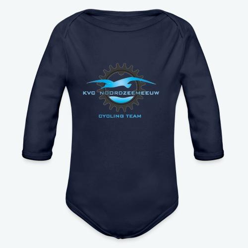 kledijlijn NZM 2017 - Baby bio-rompertje met lange mouwen