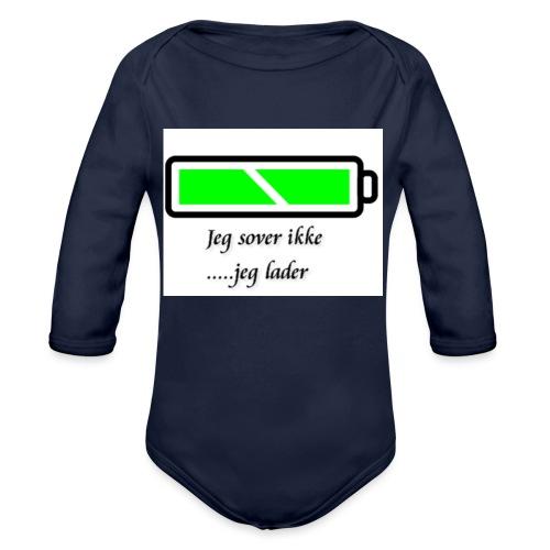 lader_2 - Økologisk langermet baby-body