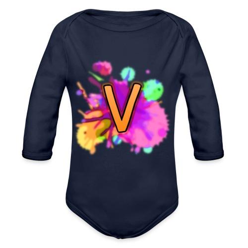 VEXO - Organic Longsleeve Baby Bodysuit