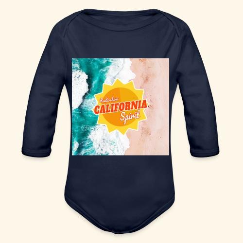 California Spirit Surfin - Body bébé bio manches longues
