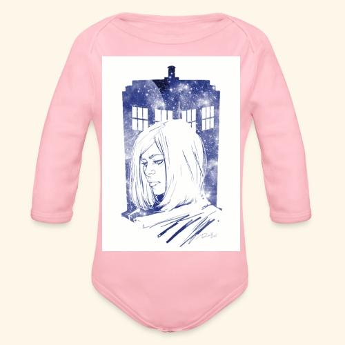 Rose Tyler - Organic Longsleeve Baby Bodysuit