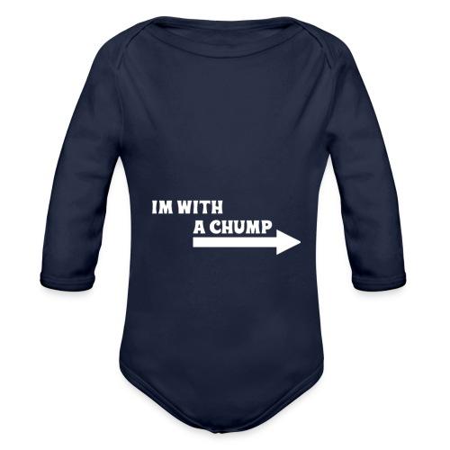 Chump T-Shirt - Body ecologico per neonato a manica lunga