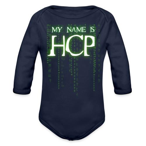 SAP HCP NEO - Jam Band 2016 Barcelona Edition - Organic Longsleeve Baby Bodysuit