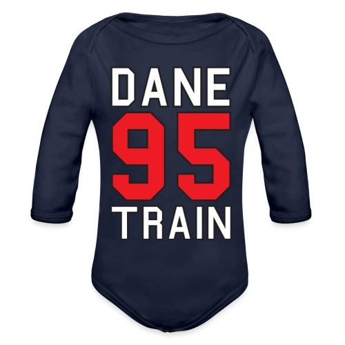 Dane Train #95 - Baby Bio-Langarm-Body