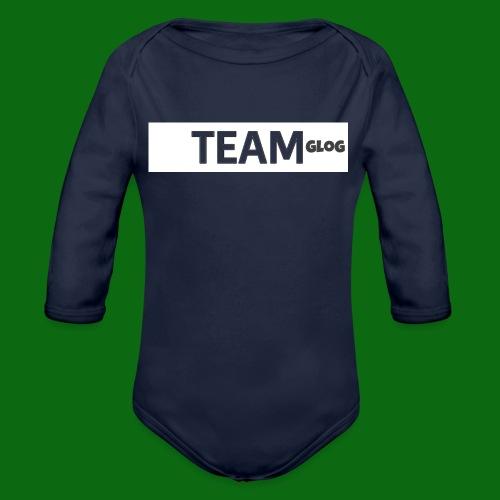 Team Glog - Organic Longsleeve Baby Bodysuit