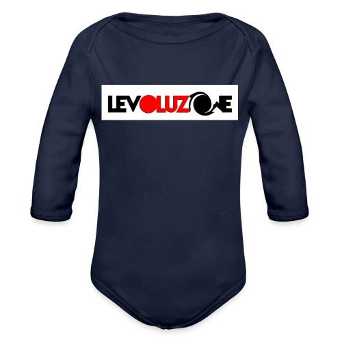 logoHD - Organic Longsleeve Baby Bodysuit
