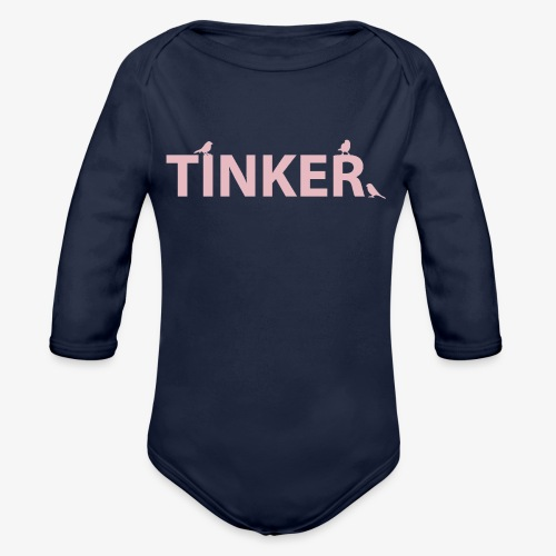 Tinker Series - Organic Longsleeve Baby Bodysuit