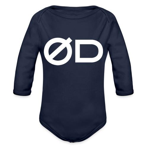 Seaquake QU Classic T-Shirt - Body ecologico per neonato a manica lunga
