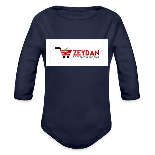 Zeydan - Baby bio-rompertje met lange mouwen