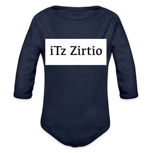 zirt - Organic Longsleeve Baby Bodysuit
