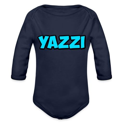 yazzi - Organic Longsleeve Baby Bodysuit