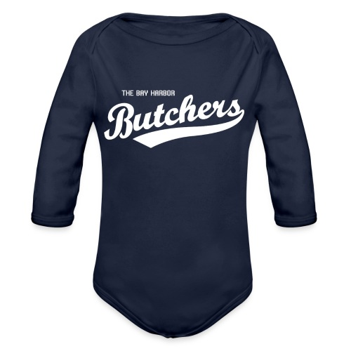 The Bay Harbor Butchers - Baby bio-rompertje met lange mouwen