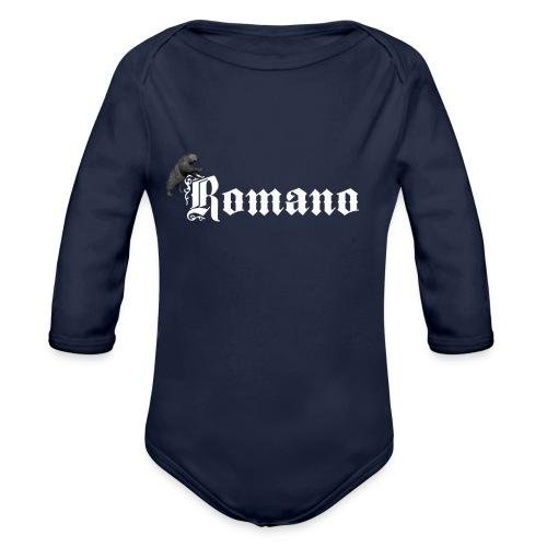 626878 2406603 romano23 orig - Ekologisk långärmad babybody