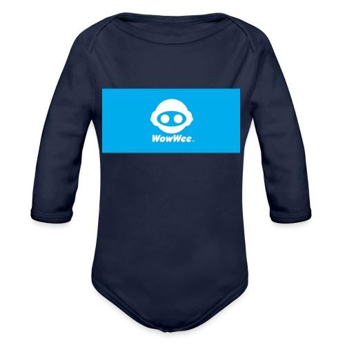 WoeWee - Organic Longsleeve Baby Bodysuit