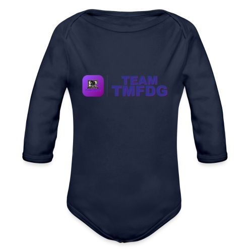 Team TMFDG | Collection 2020 - Body Bébé bio manches longues