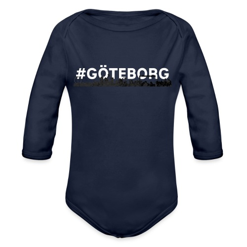 Göteborg - Organic Longsleeve Baby Bodysuit