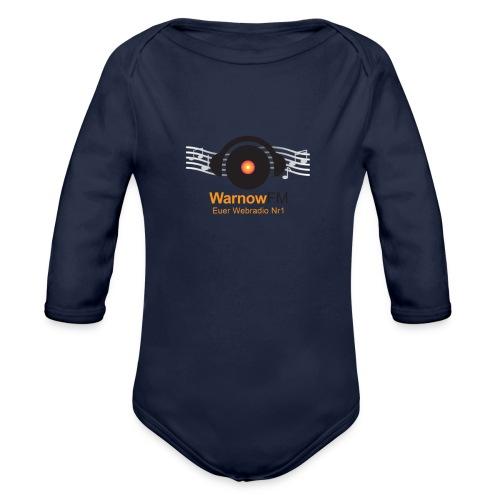 CD Kopfhörer - Baby Bio-Langarm-Body
