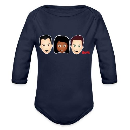 Beat Breakfast T-Shirt - Organic Longsleeve Baby Bodysuit