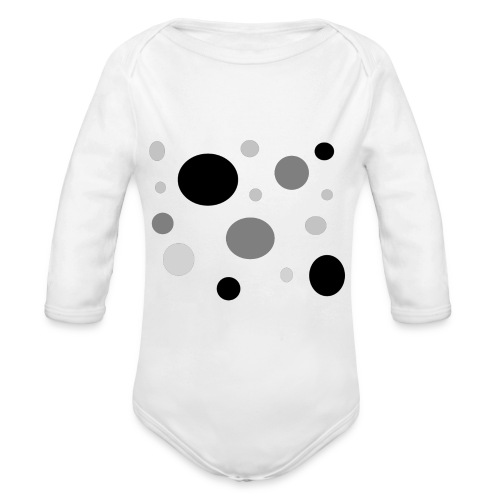 k0601laaw-png - Ekologiczne body niemowlęce z długim rękawem