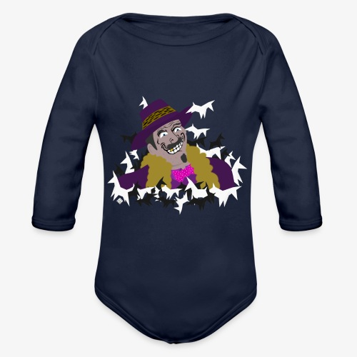 Gifts of the Gaff - Organic Longsleeve Baby Bodysuit