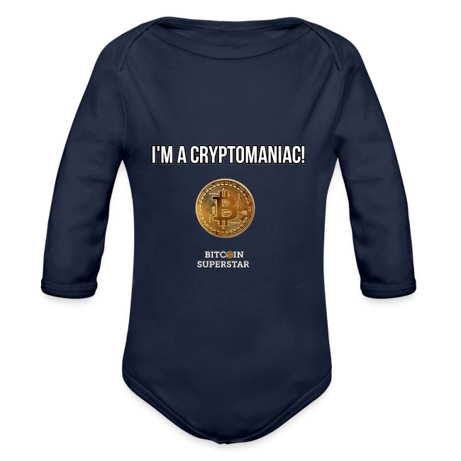 I'm a cryptomaniac