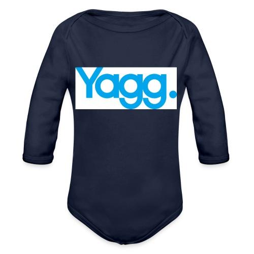 yagglogorvb - Body Bébé bio manches longues