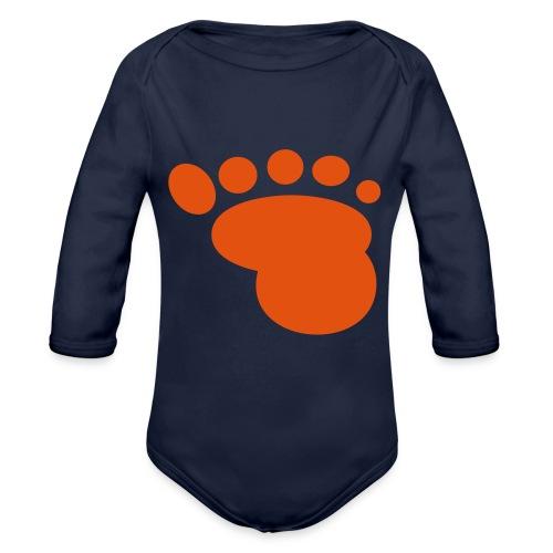 Babyfuss - Baby Bio-Langarm-Body