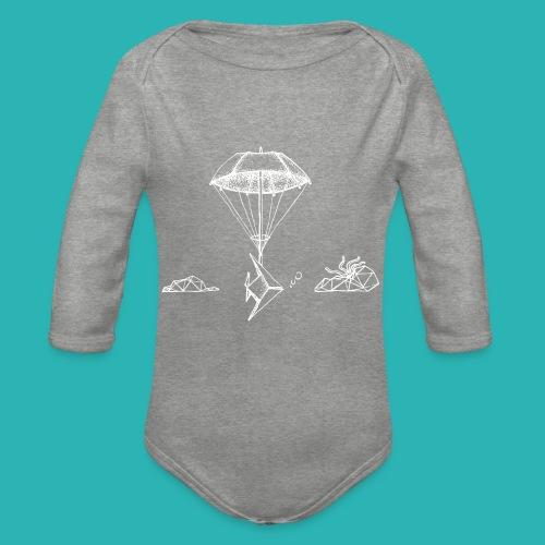 Galleggiar_o_affondare-png - Body ecologico per neonato a manica lunga