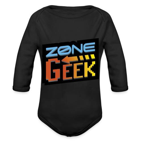 NEW Logo T-Shirt Femme - Body Bébé bio manches longues