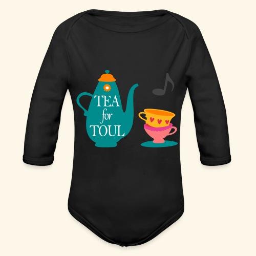 Tea for Toul - Body Bébé bio manches longues
