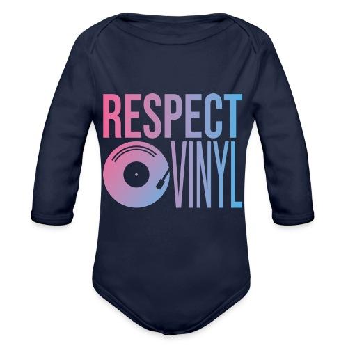 Floyd • Respect Vinyl - Baby Bio-Langarm-Body
