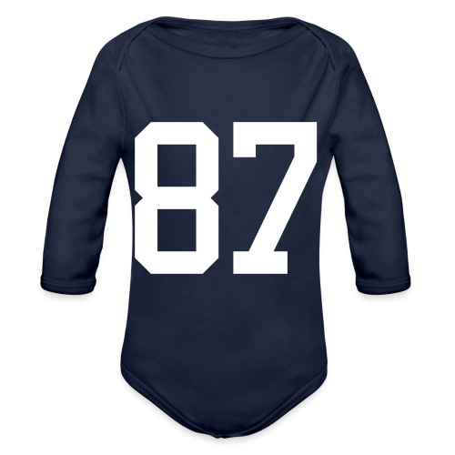 87 LEBIS Jan - Baby Bio-Langarm-Body