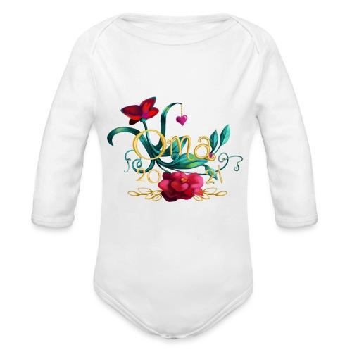 Oma 2021 - Baby Bio-Langarm-Body
