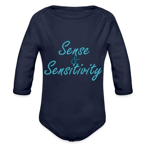 Sense & Sensitivity Women's T-shirt - Organic Longsleeve Baby Bodysuit
