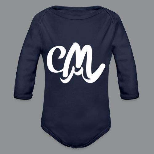 Kinder/ Tiener Shirt Unisex (voorkant) - Baby bio-rompertje met lange mouwen