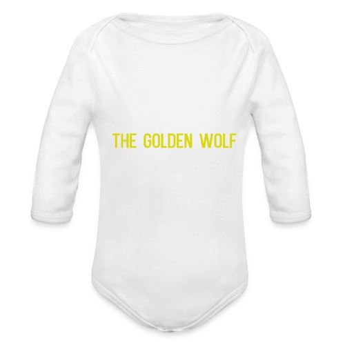 TGW Mug - Ekologisk långärmad babybody
