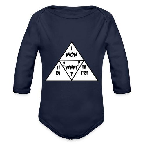 Mon_Di_Tri_What? Black Desert Tri Force - Baby Bio-Langarm-Body
