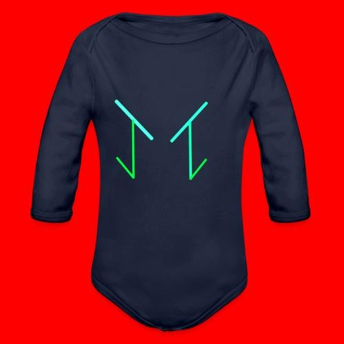 JT_Glow - Organic Longsleeve Baby Bodysuit