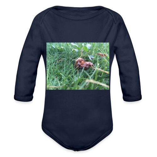 Käfertreffen - Baby Bio-Langarm-Body