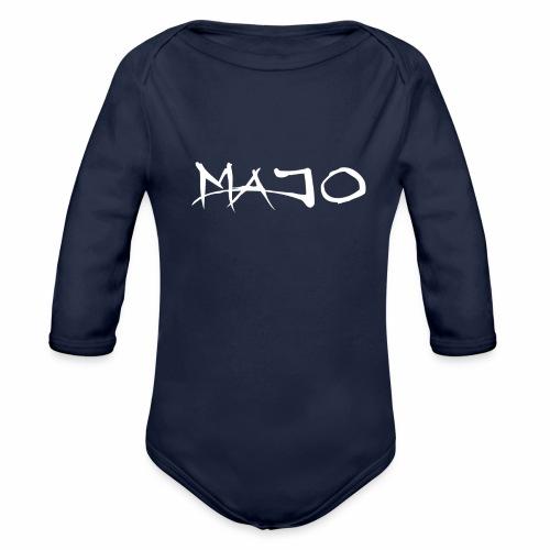 Majo Raw - Ekologisk långärmad babybody