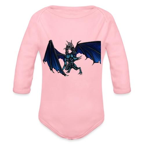 Dragon - Organic Longsleeve Baby Bodysuit