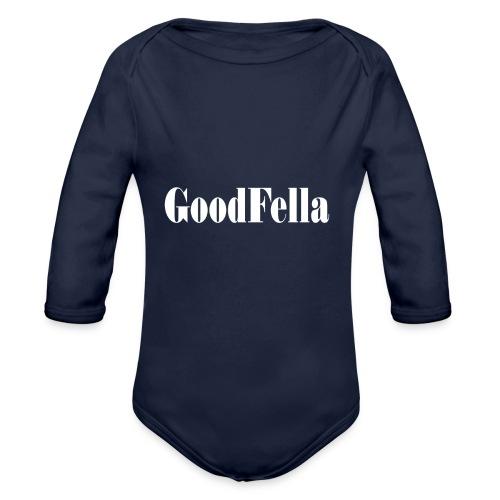 Goodfellas mafia movie film cinema Tshirt - Organic Longsleeve Baby Bodysuit