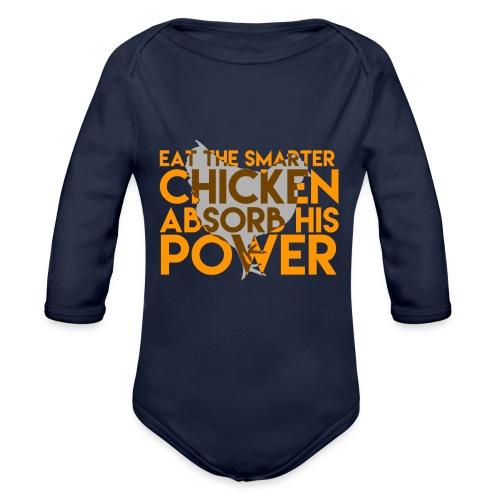 OITNB - Chicken - Body Bébé bio manches longues