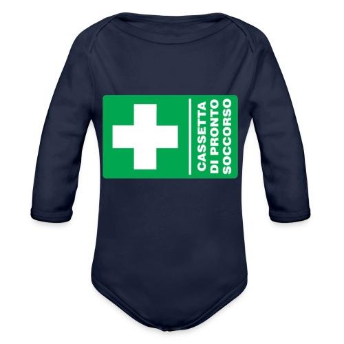 cartello png - Body ecologico per neonato a manica lunga