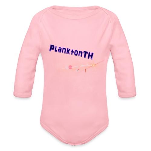 PlanktonTH, Lens Flare - Vauvan pitkähihainen luomu-body