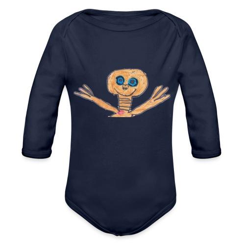 E.T. von Raban - Baby Bio-Langarm-Body
